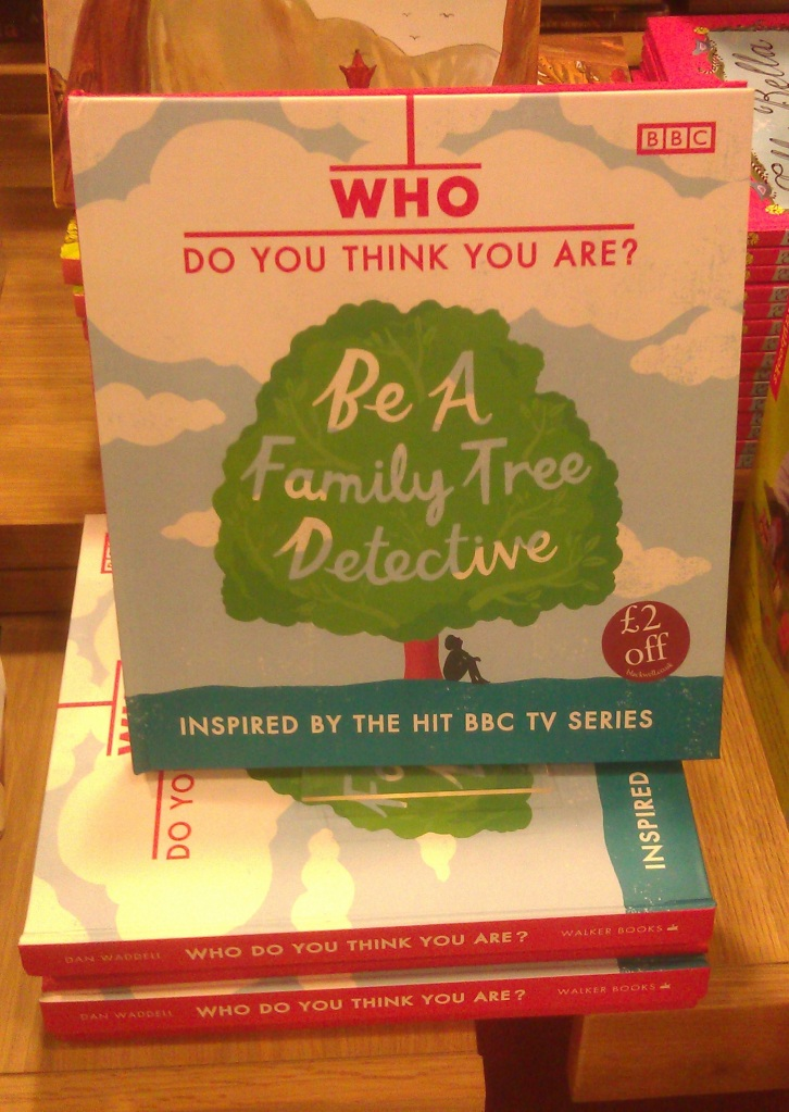 Be A Family Tree Detective book