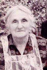 PatMatMat Great Grandmother, Clara