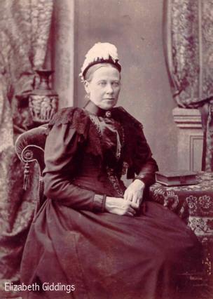 PatPatPatMatMat Great Great Great Grandmother, Elizabeth