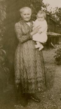 MatPatMat Great Great Grandmother Mary Ann.