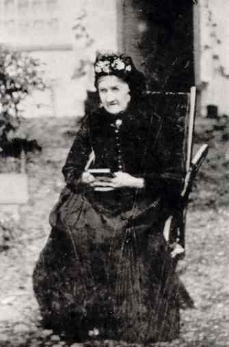 PatPatPatPatMat Great Great Great Grandmother, Mary