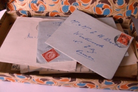 letters from 1950s