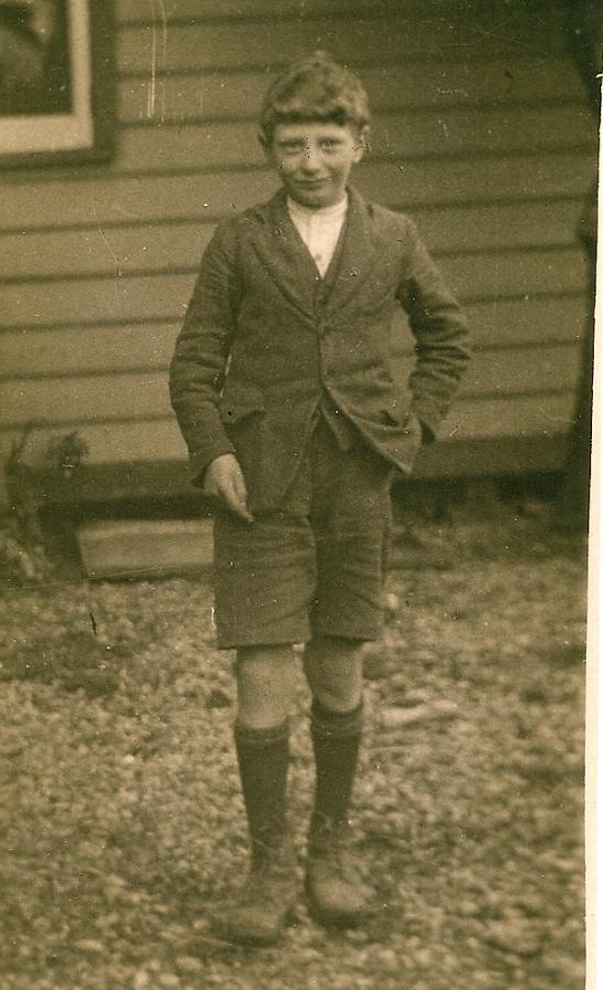 Paternal Grandfather, Percy Martin (1914-1991)