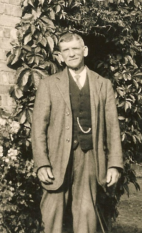 Maternal Great Great Grandfather, Edward Moden (1867-1932)