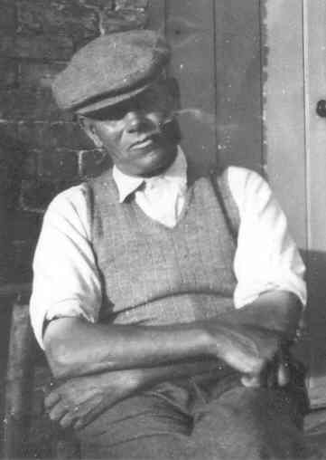 Maternal Great Grandfather, Ernest Herbert Barber (1902-1983)