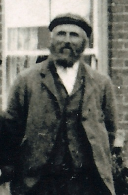 Paternal Great Great Grandfather, James Gilbert (1848-1916)