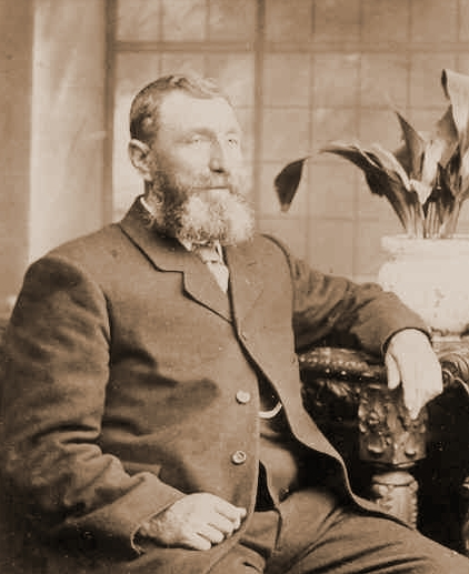Paternal Great Great Grandfather, James Martin (1851-1934)