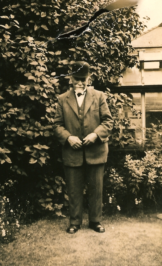 Maternal Great Great Grandfather, John Freeman Dewey (1856-1943)