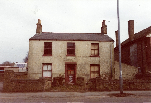 The Eagle and Lamb, Cambridge Road, Ely