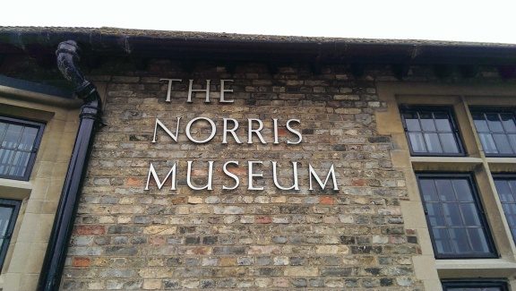 The Norris Museum sign