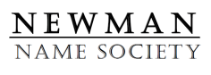 Newman Name Society logo