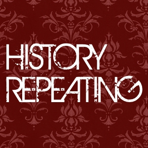 history repeating logo