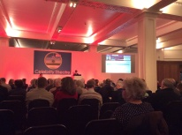 Lives of WW1 talk at Who Do You Think You Are? Live 2014