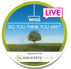 Who Do You Think You Are? Live logo