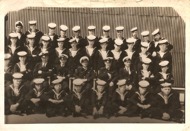 Sea Cadets in Cambridgeshire, approx 1945