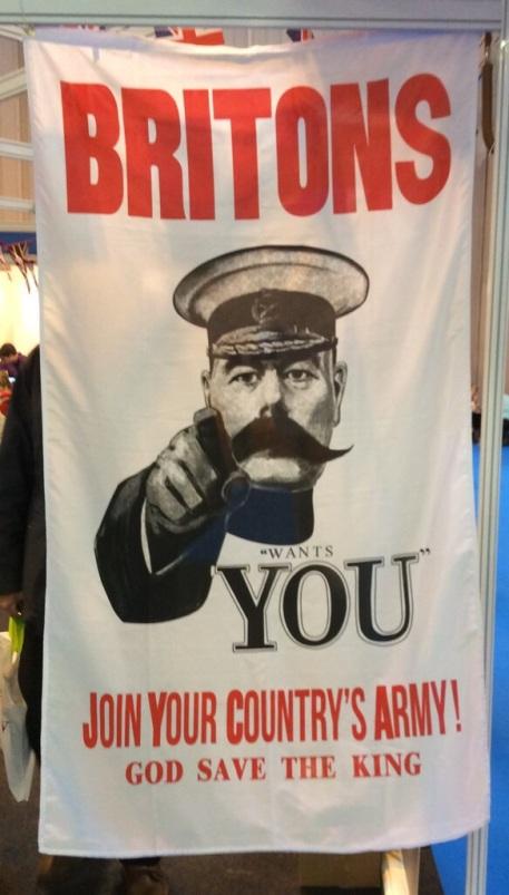 Kitchener Calling...