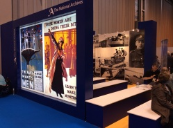 National Archives stand at WDYTYA Live 2015