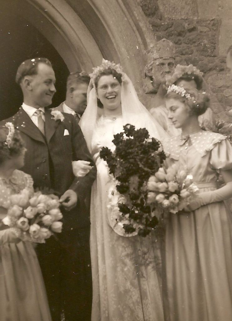 grandparents marriage 1953