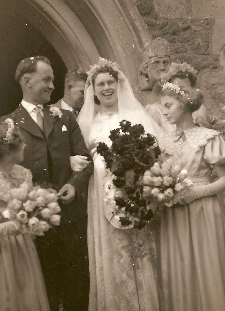 grandparents marriage 1953