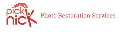 Pick Nick Photo Restoration Services logo