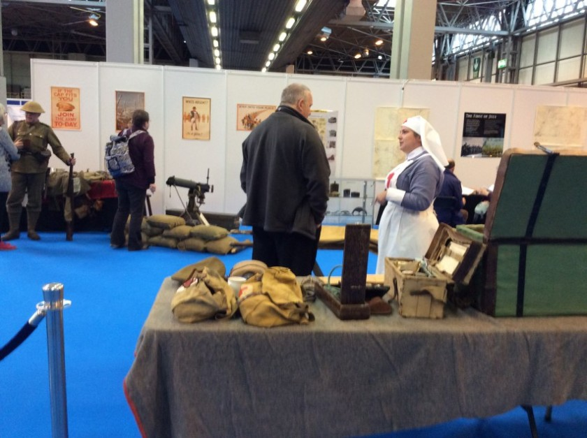 WW1 in the education zone
