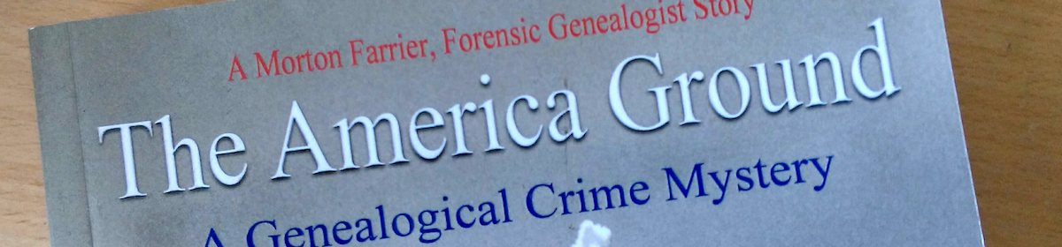A page-turning genealogy crimemystery