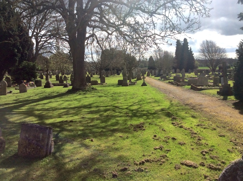 Lawn Lane Cemetery, Little Downham