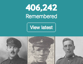 Frederick Vernon Cross on home page of livesofthefirstworldwar website