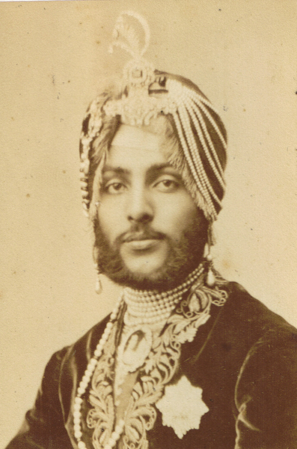 The Maharajah Duleep Singh